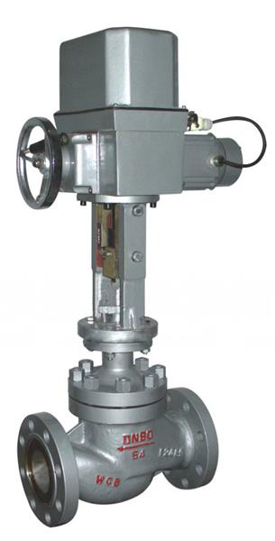 ZAJP电动精小型单座调节阀